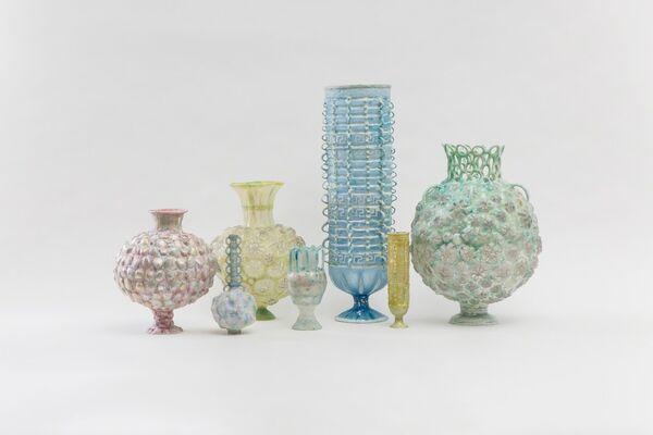 "Shari Mendelson ""Artifacts"", installation view"