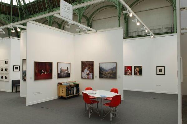 Flatland Gallery at Paris Photo 2013, installation view