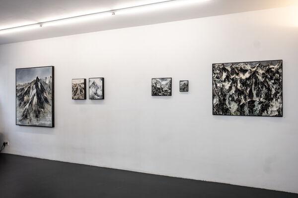 Jens Rausch: Verbergungen, installation view