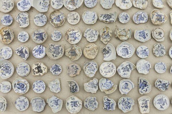 Ai Weiwei: Tiger, Tiger, Tiger, installation view