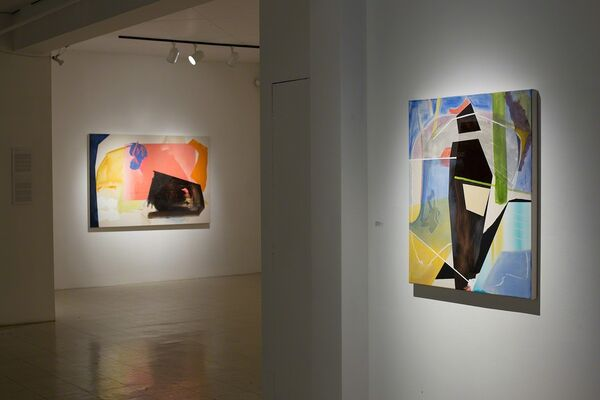 Trevor Kiernander - Event Horizon: This Must Be the Place, installation view