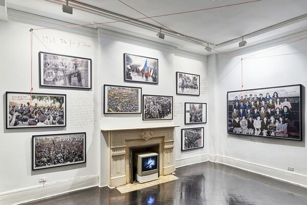 Imagination to Power, installation view
