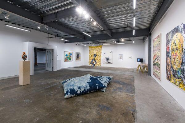 """""""Gold Standard"""" 10 Year Anniversary Exhibition, installation view"""