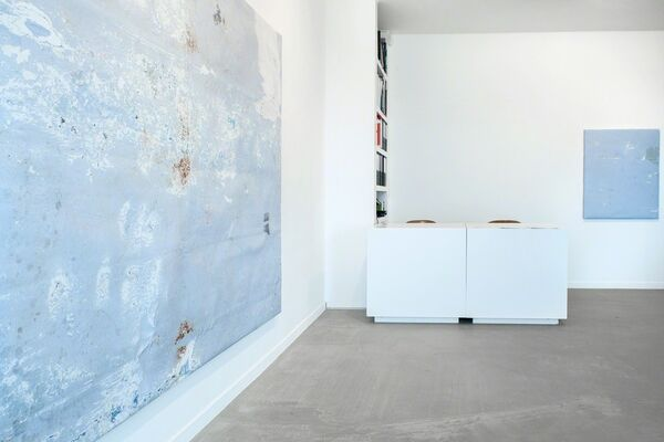 Simon Laureyns invites Xavier Mary, installation view