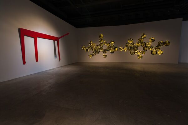 Plus III-Wang Huaiqing + Yao Jui-chung, installation view