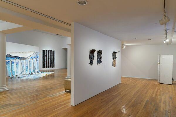 Rodney McMillian: Views of Main Street, installation view