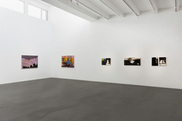 Sleeping Lake – Solo Exhibition of Yin Qi, installation view