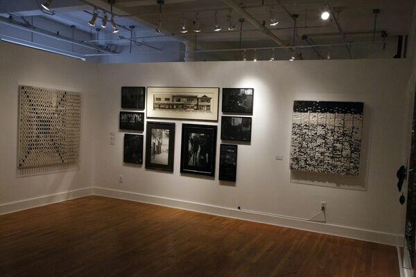Benefit Auction 2016, installation view