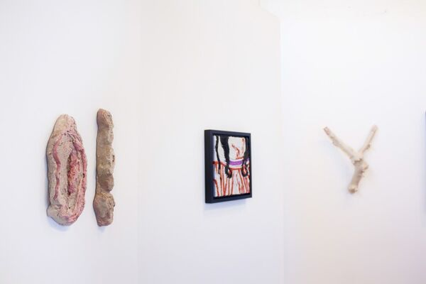 Erica Stephens: The Serpent is Come, installation view