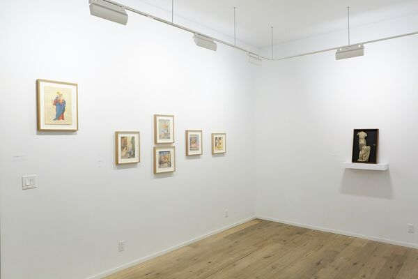 León Ferrari, for a world with no Hell, installation view