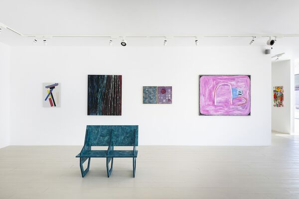 Summer Show, installation view