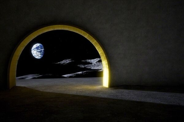 Peak of Eternal Light: Jorge Manes Rubio, installation view