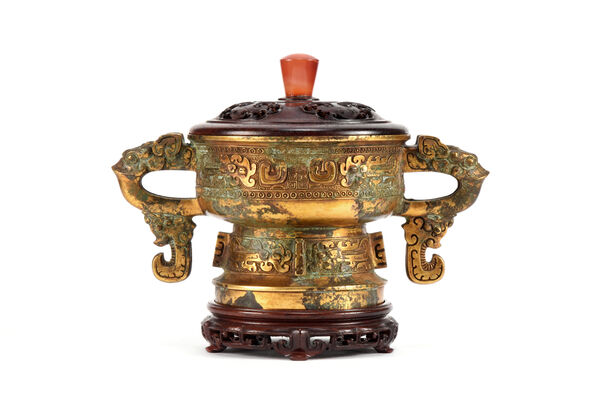 Yumekoubou Kyoto Incense Burner Collection, installation view