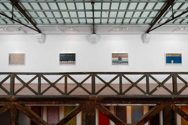 Renato Mambor, installation view