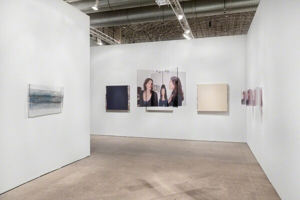 GRIMM at EXPO CHICAGO 2018, installation view