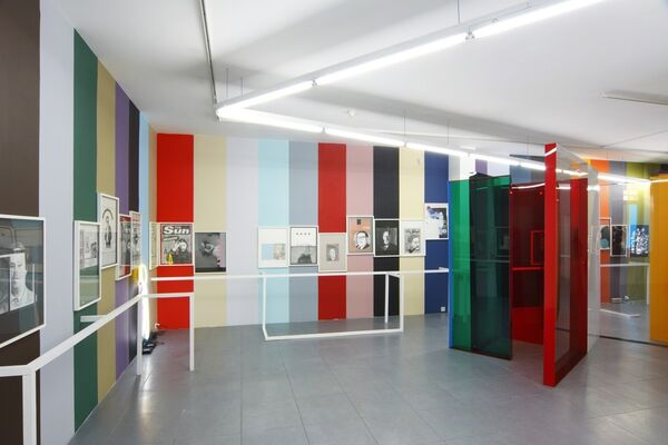 Le Guern Gallery at Frieze New York 2016, installation view