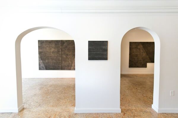 Johansson Projects at UNTITLED, Miami Beach 2016, installation view
