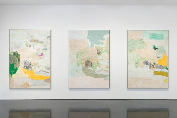 Andreas Eriksson: Kria, installation view