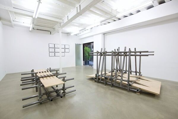 The Function of Form, installation view