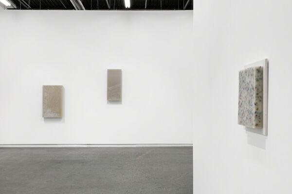 Iris Häussler: Lost Gazes: Wax Works From the 1990s, installation view