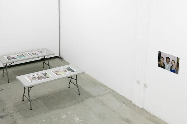 Cataclysm, installation view