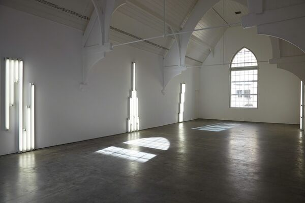 It is what it is and it ain't nothing else, installation view