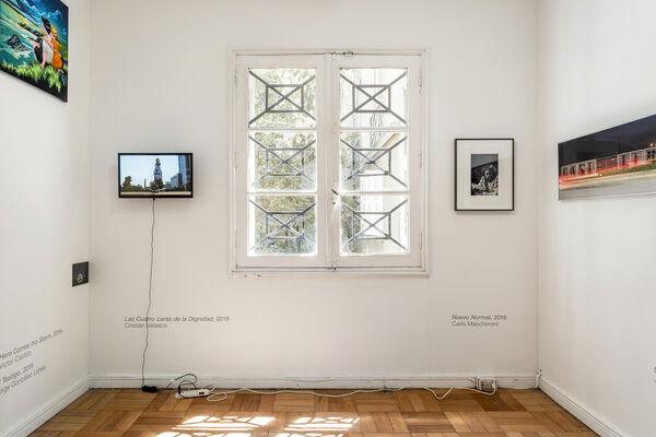 El Mundo Al Instante N°1, installation view