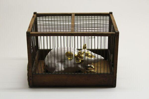 Peggy Wauters 'La Relique', installation view