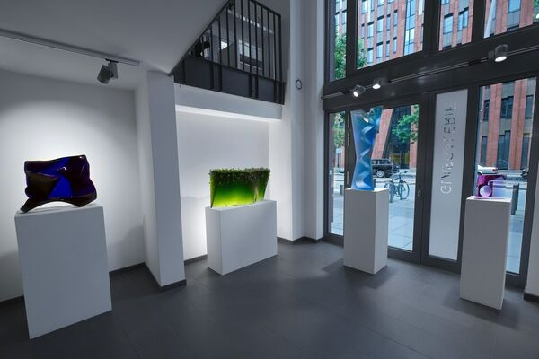 Exceptional Ways - Group Exhibition, installation view