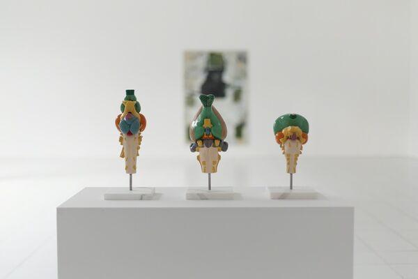 Richard Aldrich - MDD, installation view