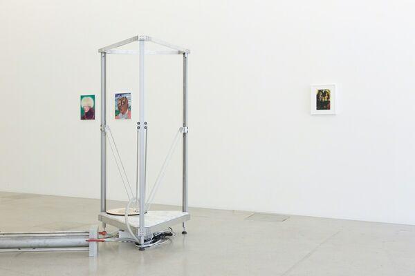 The Politics of Portraiture, installation view