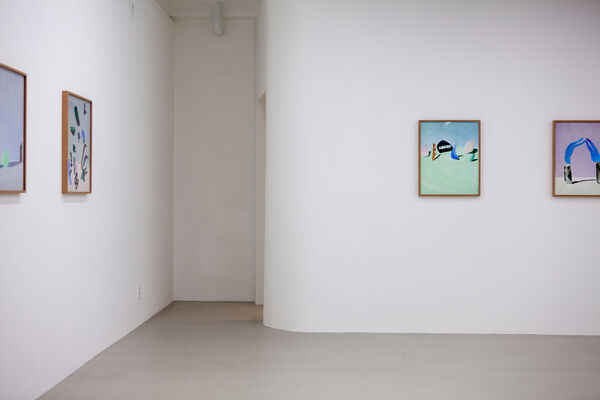 Ina Jang, Radiator Theatre, installation view
