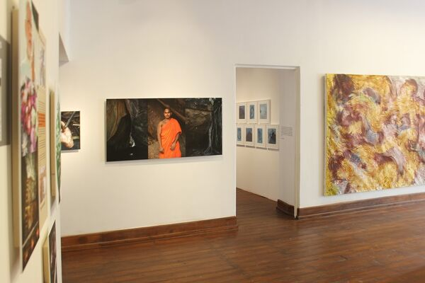 A Tale Of Two Cities, India | Sri Lanka, installation view