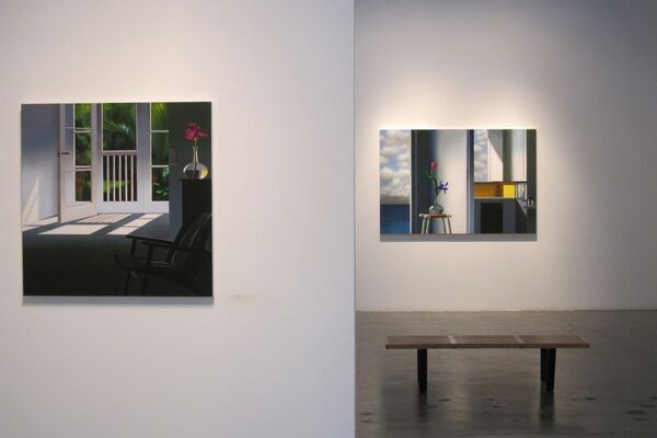Bruce Cohen, installation view