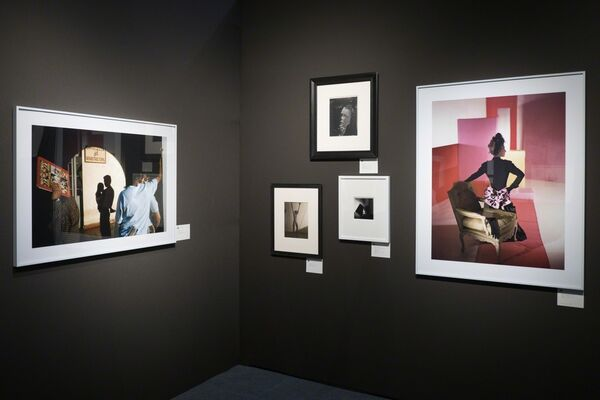 Robert Klein Gallery at The Photography Show 2016 | presented by AIPAD, installation view