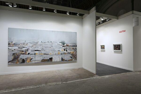 Fergus McCaffrey at FIAC 2018, installation view