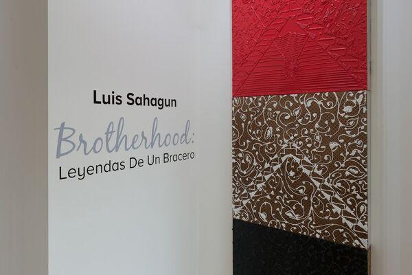 Brotherhood: Leyendas de un Bracero, installation view