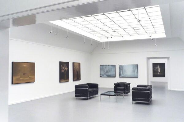 Nikolai Makarov - Spuren des Lichts, installation view
