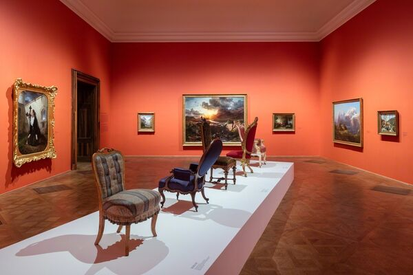 IS THAT BIEDERMEIER? Amerling, Waldmüller and more, installation view