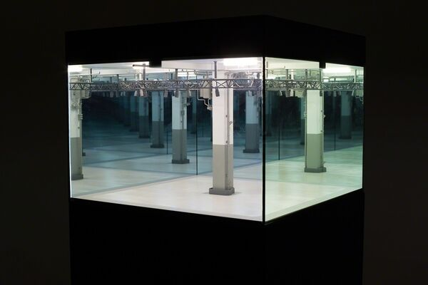 Guillaume Lachappelle: Night Shift, installation view