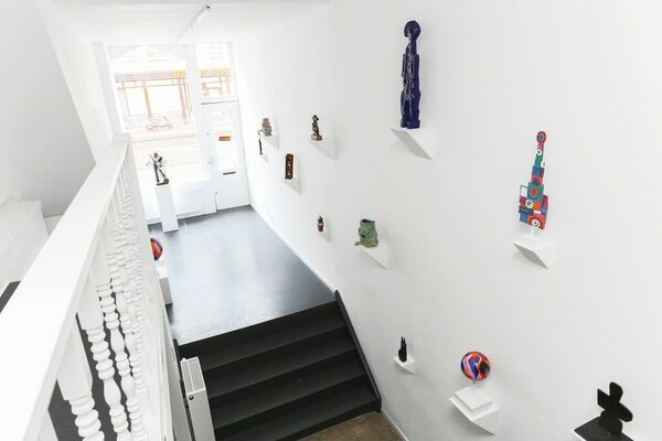 Object Matter, installation view
