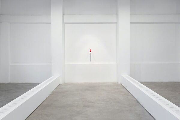 Take a Number, installation view