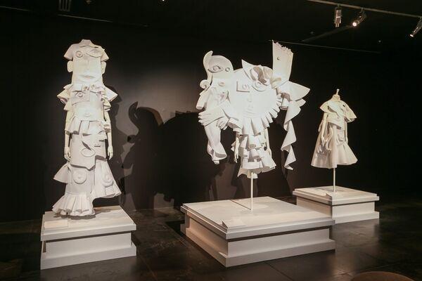 Viktor & Rolf, installation view