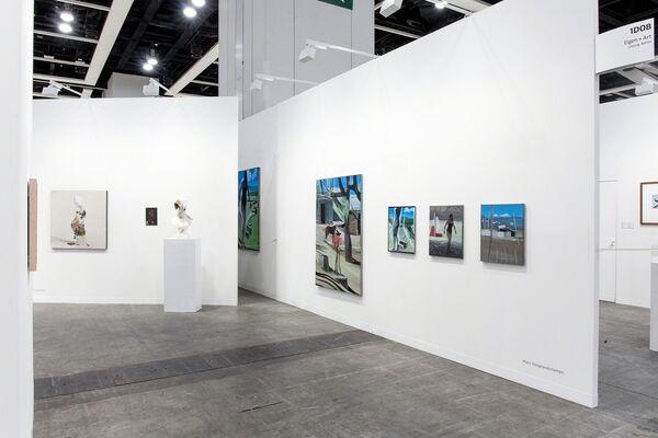 Galerie EIGEN + ART at Art Basel Hong Kong 2019, installation view