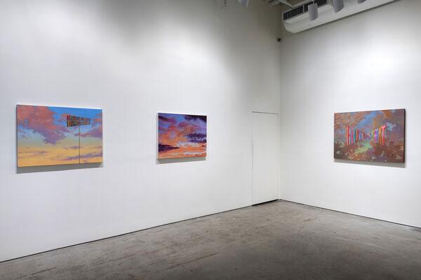 Wayne White: I DON'T KNOW, installation view