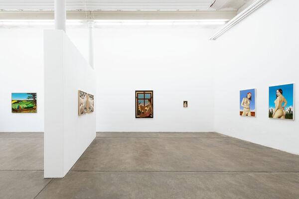 Falk GERNEGROSS - Morning Glory, installation view