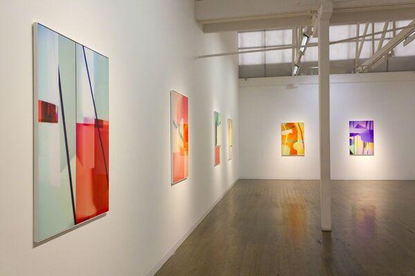 Shifting Light, installation view