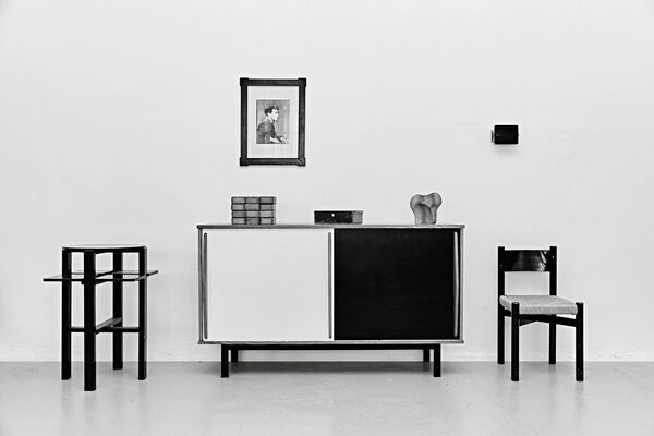 Man Ray Exhibition, installation view