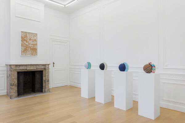 Air Song, installation view