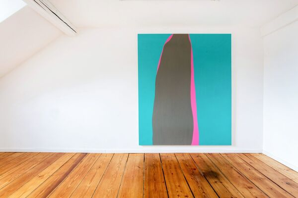 GARY SCHLINGHEIDER - BLUSH!, installation view